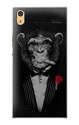Innovedesire Funny Gangster Mafia Monkey Case