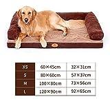 GBX Hogar Four Seasons Cama universal para mascotas, perrera, cama para mascotas, cama para perros Extraíble y lavable, mediano, grande, perro, mascota, nido, mascota, estera para dormir, artículos p