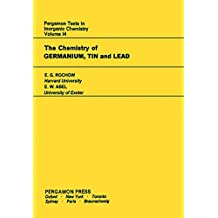 The Chemistry of Germanium: Tin and Lead