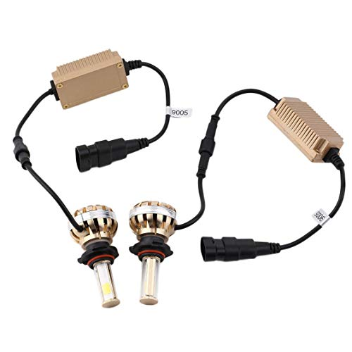 BlackPJenny C8 120 W 12000lm 9005/9006 / H1 / H4 / H7 / H8 / H9 / H11 LED Kit Faro 6000K Super Power Sostituzione lampadine per Auto Lampade Light