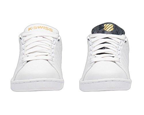 K-Swiss Lozan III TT Reptile Glam Damen Sneaker, Schuhe Weiß (197)