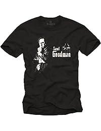 Better Call Saul Tee Shirt SAUL GOODMAN Noir