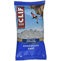 Clif Bar Chocolate Chip, 816 g Pack of 12 preiswert