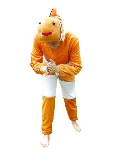 Fisch Kostüm Mann - PUS Fisch-e Kostüm-e J22 Gr. M-L, Kat. 1, Achtung: B-Ware Artikel. Bitte Artikelmerkmale lesen! Frau-en und Männer Tier-e Fasnacht-s Fasching-s Karneval-s Geburtstag-s Geschenk-e