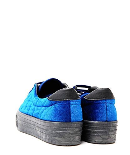 Ripness Badbrick Quilt Me Blue Grey Sneakers - Chaussures Bleu Quilts Bleu