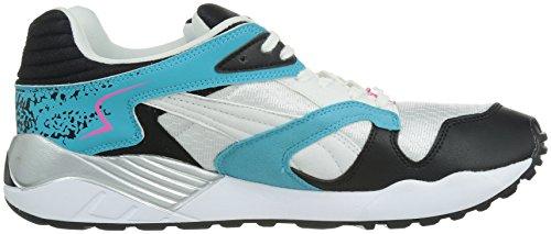 puma Trinomic XS 850 Plus (white black scuba blue)