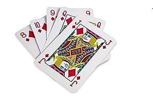 Buiten speel B.V. - Juego de Cartas, 2 o más Jugadores (GA054) Importado