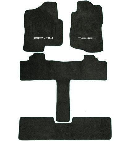 gmc-yukon-denali-2nd-row-captain-seats-graphite-carpet-floor-mats-with-denali-logo-2007-2008-2009-20