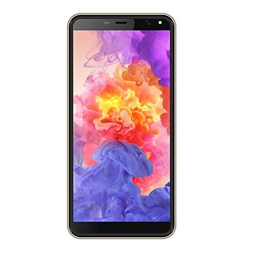 I Kall K4 5.45 Inch Display 4G Smartphone Gold(2GB RAM, 16GB Storage)