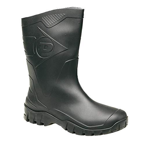 Dunlop Herren DUK680211 Stiefel - Schwarz, 11 UK