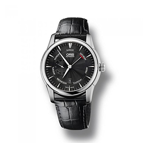 Oris Homme Montre Automatique Artelier Small Second Pointeur Day
