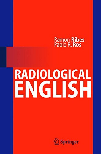 Radiological English por Ramón Ribes