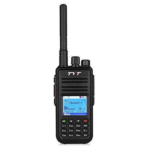 Tytera TYT MD-380 radio DMR Digital 400-480 UHF 2000mAh nero UE