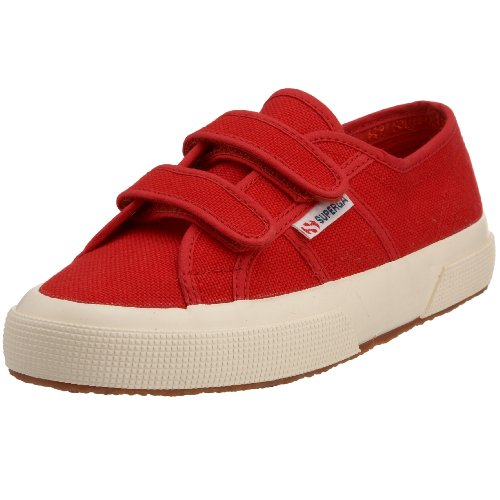 Superga 2750 Jvel Classic Sneaker Unisex Bambini Rosso Red 33 1 a7m
