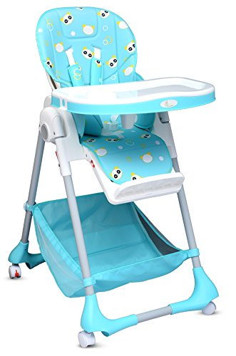 R for Rabbit Marshmallow - The Smart High Chair (Green)
