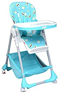 R for Rabbit Marshmallow The Smart High Chair (Green)
