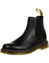 Dr. Martens Unisex-Erwachsene 2976 Vegan Chelsea Boots, schwarz, 36 EU