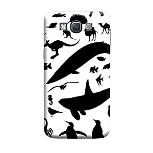 CaseLite Premium Printed Mobile Back Case Cover With Full protection For Samsung A3 (Designer Case)