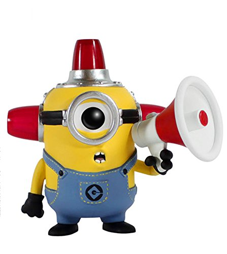 (Minions: Fire Alarm Minion Figur POP - Despicable Me 2)