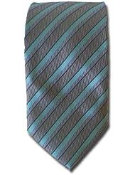 Cravate Thaisilk thaïlandais soie nobles beaucoup de couleurs repéré rayé chic