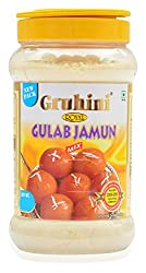 Gruhini Gulab Jamun Mix, 500 grams