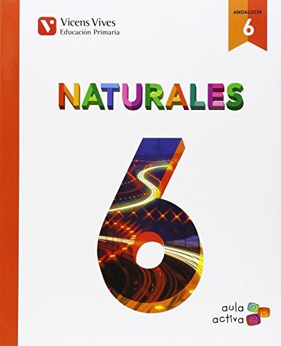Naturales 6 andalucia (aula activa)