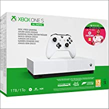 Xbox One S All-Digital Edition + FIFA 20 Xbox One - Download Code (Xbox One)