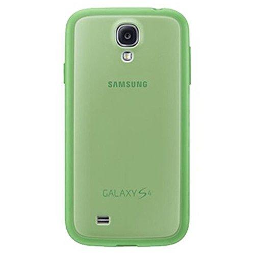 Samsung EF-PI950BGEGWW Protective Cover+ per Galaxy S4, Verde