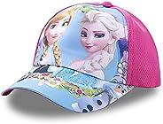 Babioms Gorra de béisbol para niñas, Sombreros de Verano para niños, Gorra de béisbol Ajustable para niñas y n