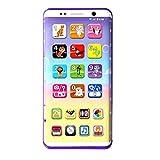 F-blue Cellulare per i Bambini, Il Telefono Mobile Giocattolo educativo Learning Music Machine Giocattoli elettronici per Il Regalo dei Bambini dei Capretti