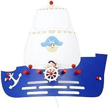 Barco Pirata 1er aplique elobra 125793