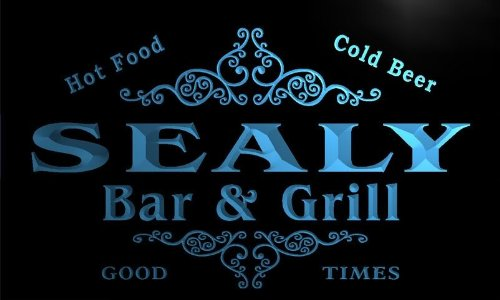 u40343-b-sealy-family-name-bar-grill-home-decor-neon-light-sign-barlicht-neonlicht-lichtwerbung