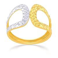 Malabar Gold and Diamonds Women's 22ct Yellow Gold Ring, O - BFR006