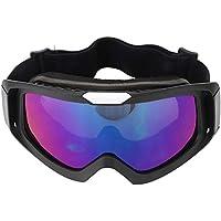Woyisisi Offroad-Rennbrillen Outdoor-Motorrad-Reitbrillen Offroad-Brillen Winddichte Fahrrad-Brillen(Farbe)