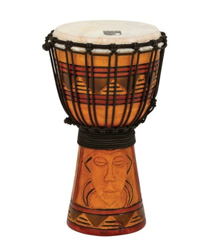 TOCA TO803145 Opiniones DJEMBE ORIGINS TRIBAL MASK  7