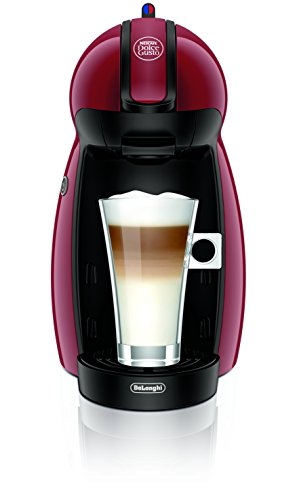 Nescafé dolce gusto piccolo edg200.r macchina per caffè espresso e altre bevande manuale cherry red de'longhi