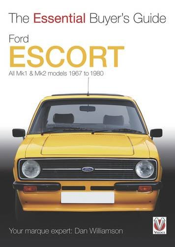 The Essential Buyers Guide Ford Escort Mk1 & Mk2 por Dan Williamson