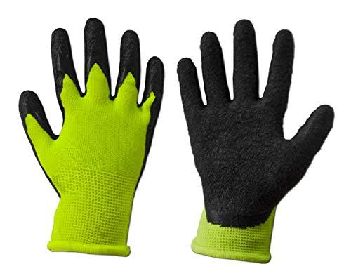 Niños Guantes trabajo Látex guantes protección