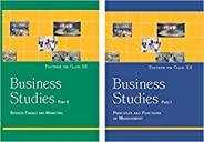 NCERT Business Studies Part 1 & Part 2 Set for Clas