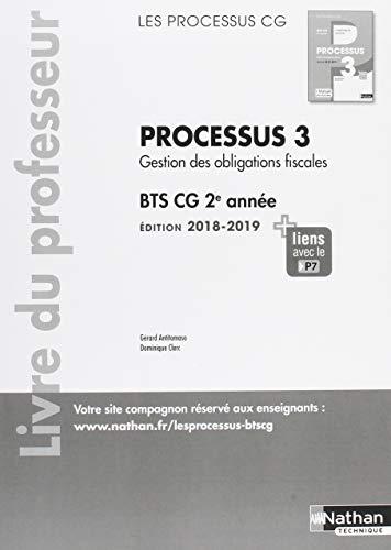 BTS CG 2e année : Livre du professeur par Collectif