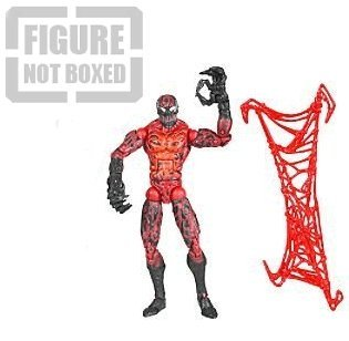 MARVEL SPIDERMAN Classics 6 inch CARNAGE figure RARE [new/not