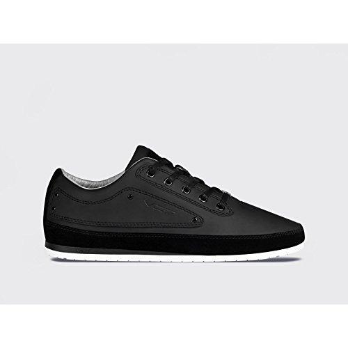 VO7 Yacht Leather Black Noir