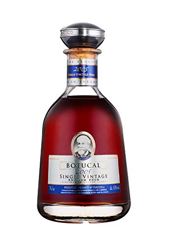 Botucal Single Vintage 2005 Rum 43% vol (1 x 0.7 l)
