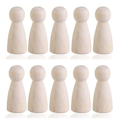 oulii-10pcs-bricolaje-clavija-de-madera-en-blanco-llano-munecas-novia-figuras-toppers-de-pastel-de-b