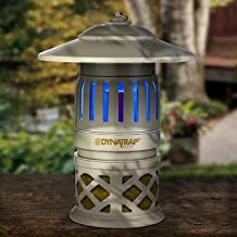 Dynatrap Insect Trap with 2 Replacement UV Bulbs 1/2 Acre Coverage