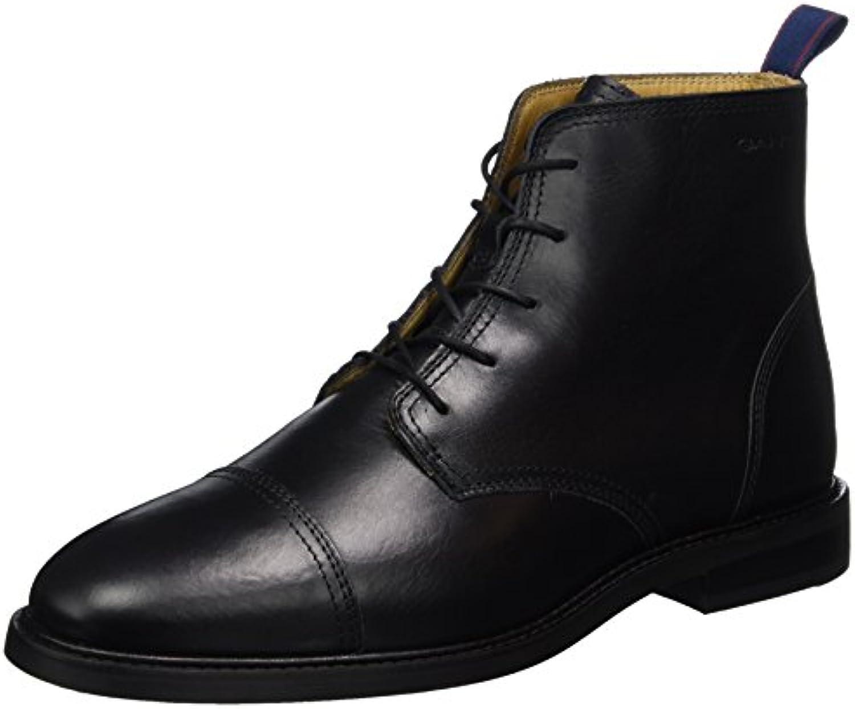 GANT Herren Ricardo Chelsea BootsGANT Footwear Ricardo Chelsea Schwarz Billig und erschwinglich Im Verkauf