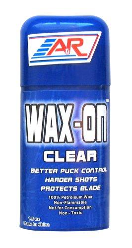 A & R Sports Wax-on Hockeyschläger Wachs, farblos