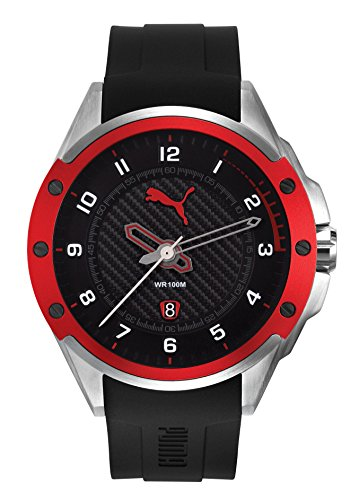puma-motorsport-propel-mens-quartz-watch-with-black-dial-analogue-display-and-black-silicone-strap-p