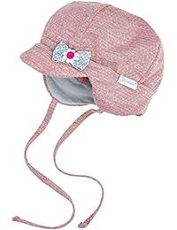 Sterntaler Baby-Mädchen Mütze Schirmmütze