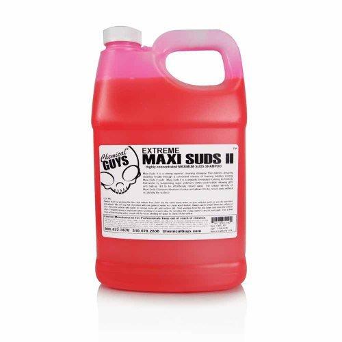 Chemical Guys Maxi Suds II Super Foam Car Shampoo Gallon 3784ML